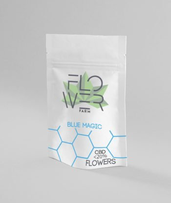 BLUE MAGIC CBD < 20%
