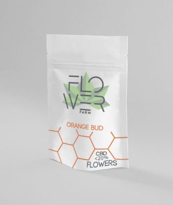 ORANGE BUD CBD < 20%