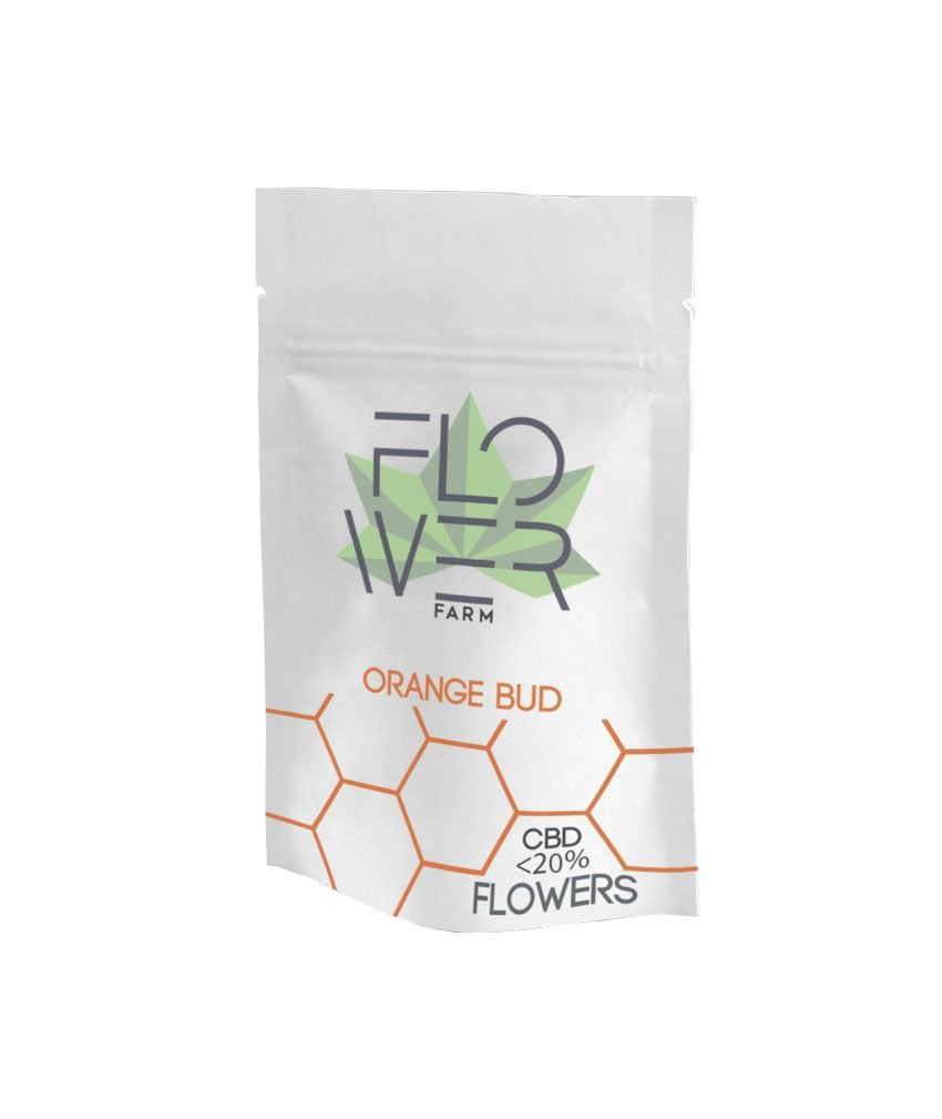 ORANGE BUD CBD 20