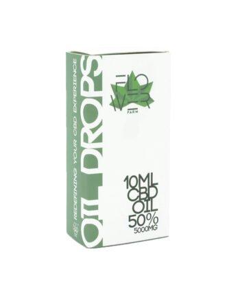 OLIO DI CBD 50 10ml