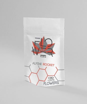 ALPINE ROCKET CBD < 20%