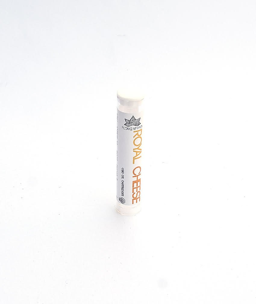 CBD OIL CARTRIDGES ROYAL CHEESE 30% CBD
