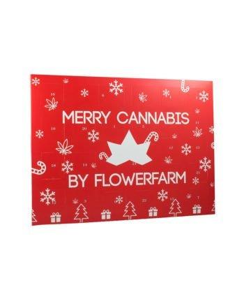 Christmas Calendar Merry Cannabis ByFlowerFarm