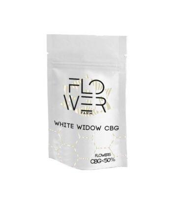 white widow cbg 10 gr 20 cbd flower farm